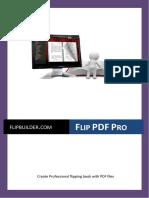 Flip PDF Pro Help
