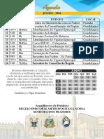 Agenda Região Publicação Junho