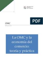 La OMC y La Economía Del Comercio Teoría y Práctica (1)