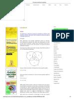 Fórmula Da União de 3 Conjuntos