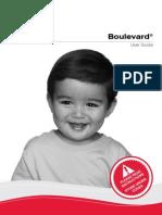 Britax Child Seat User Guide 1