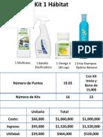 Presentacion Kits 300 Puntos