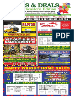 Steals & Deals Southeastern Edition 6-2-16