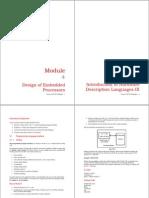 Hardware Descriptive Languages 3