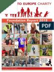 Light Into Europe Foundation Report 2015
