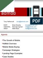 AdMob iMedia Agency Summit - May 2008