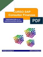 Curso Sap Consultor Financiero