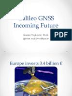 Galileo GNSS