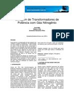 TRANSFdePOTEN-selagem de Trafos Com N2