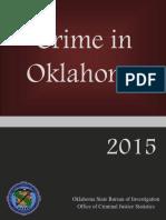 Crime in Oklahoma, 2015