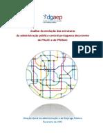 DGAEP - Evolução de Estruturas Na AP