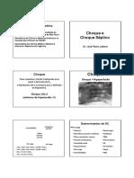 Curso Emergencia Clinicas - Choque 2015 Med Cel