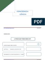 conciencialexica-140630123339-phpapp01
