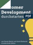 customer development durchstarten mak3it ebook 2016