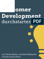customer development durchstarten mak3it ebook 2016