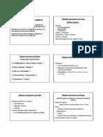 Curso Emergencia Clinicas - Diarreia 2015 Med Cel