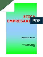Etica Empresarial (Libro, 2006)