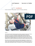 Bamboo Playground Equipment Innovation f