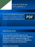 Abril 06 - Enfermedad Pulmonar Obstructiva Cronica