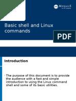 Unix Shell Command