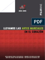 Catálogo Fujimae 2014 2015