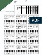 Diccionario Piano