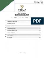 Trump University Playbook 2010