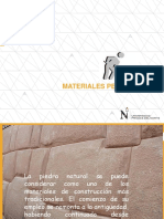 3 Clase Materiales Petreos