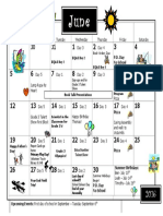 june 2016 calendar pdf