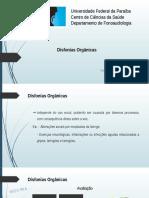 Disfonias-Orgânicas