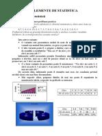 Elemente de Statistica