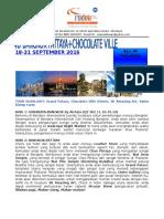 Itinerary 04D Bangkok Pattaya by Rodex Delta Sari