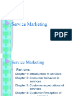 Service Marketing Part1