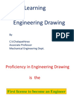 Learning Engineering Drawing - General