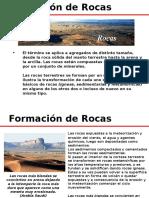 Geología formación de las rocas - Patricio Riquelme.ppt
