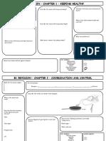 b1 revision sheets