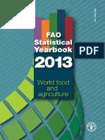 Informe de la Fao 2013