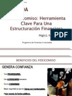 Derivados de Crédito y Fideicomisos - Prof. Martin Rojas