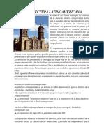 ARQUITECTURA LATINOAMERICANA.docx