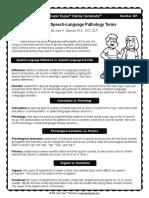 207 common slp terms