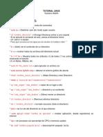Tutorial Linux Gustavo