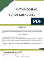 Crecimiento Endogeno 3.1