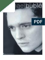[Sheet Music] Michael Bublé - Piano Vocal Guitar.pdf