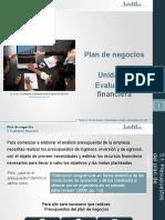 Tema 3.1. Presupuestos Del Plan de Negocios