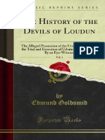 The History of the Devils of Loudun the Alleged Possession of the 1000026558
