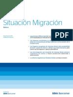Situación Migración