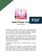 Manual Reiki