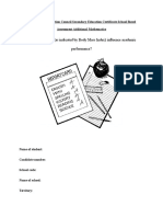 ADD Maths Sba Draft 1
