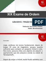 Laboratorio Acao de Despejo. (1)