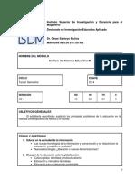 Analisis Del Sistema III Dr. Cesar Santoyo (1)